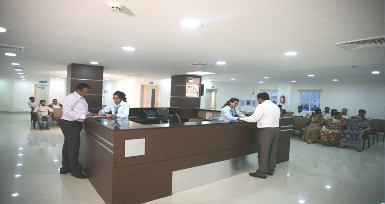 OPD Reception