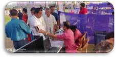 Health check up at Virat Holi Mahotsav