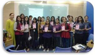 Health talk on Breast Cancer SOPHOS, Ahmedabad