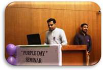 Public Awareness Seminar on Epilepsy – Purple Day .